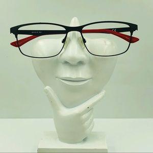 Levi's L5103 Black Oval Sunglasses Frames